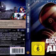 Der Gigant aus dem All (1999) R2 German Blu-Ray Cover