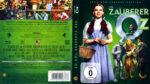 Der Zauberer von Oz (1939) R2 German Blu-Ray Cover