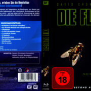 Die Fliege (1986) R2 German Blu-Ray Cover