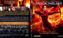 Die Tribute von Panem - Mockingjay: Teil 2 (2015) R2 German Blu-Ray Covers