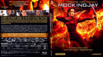 Die Tribute von Panem – Mockingjay: Teil 2 (2015) R2 German Blu-Ray Covers