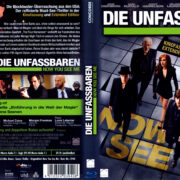 Die Unfassbaren – Now You See Me (2013) R2 German Blu-Ray Covers