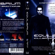 Equilibrium (2002) R2 German Blu-Ray Covers