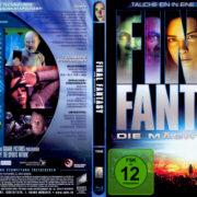 Final Fantasy - Die Mächte in dir (2001) R2 German Blu-Ray Cover