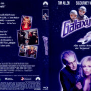 Galaxy Quest - Planlos durchs Weltall (1999) R2 German Blu-Ray Covers