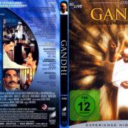 Gandhi (1982) R2 German Blu-Ray Cover