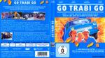 Go Trabbi Go 1 & 2 (1992) R2 German Blu-Ray Covers