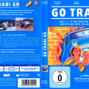 Go Trabbi Go 1 & 2 (1992) R2 German Blu-Ray Covers
