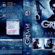 Grimm: Staffel 4 (2015) R2 German Blu-Ray Covers