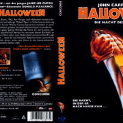 Halloween – Die Nacht des Grauens (1978) R2 German Blu-Ray Covers