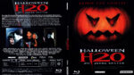 Halloween H20 – 20 Jahre später (1998) R2 German Blu-Ray Covers