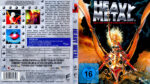 Heavy Metal (1981) R2 German Blu-Ray Cover