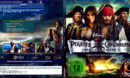 Pirates of the Caribbean - Fremde Gezeiten Bonus Disc (2011) R2 German Blu-Ray Cover