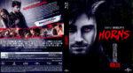 Horns – Für sie geht er durch die Hölle (2013) R2 German Blu-Ray Covers