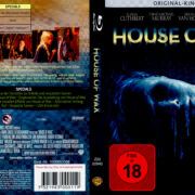 House of Wax (2005) R2 German Blu-Ray Cover