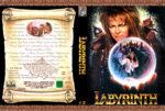 Reise ins Labyrinth (1986) R2 GERMAN Custom DVD Cover