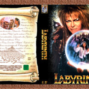 Reise ins Labyrinth (1986) R2 GERMAN Custom DVD Cover