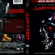 Laid to Rest (2009) R2 GERMAN Custom DVD Cover