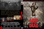 Land of the Dead (2005) R2 GERMAN Custom DVD Cover