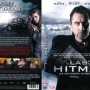 Last Hitman (2012) R2 GERMAN DVD Cover