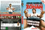 Leg´ Dich nicht mit Zohan an (2008) R2 GERMAN DVD Cover