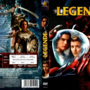 Legende (1985) R2 GERMAN DVD Cover