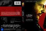 Léon der Profi (1994) R2 GERMAN Custom DVD Cover
