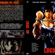 Lock up - Überleben ist alles (1989) R2 GERMAN Custom DVD Cover