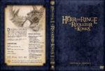 Herr der Ringe – Die Rückkehr des Königs (2003) R2 GERMAN Custom DVD Cover
