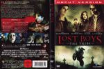 Lost Boys 2 – The Tribe (2008) R2 GERMAN DVD Cover
