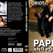 Pappa Ante Portas (1991) R2 GERMAN Custom DVD Cover