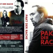 Pakt der Rache (2012) R2 GERMAN DVD Cover