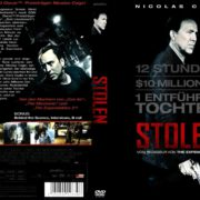 Stolen (2012) R2 GERMAN DVD Cover
