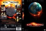 Knowing – Die Zukunft endet jetzt (2009) R2 GERMAN Custom DVD Cover