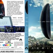 Arrival (2016) R1 CUSTOM Cover & Label