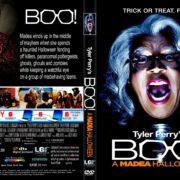 Boo-A Madea Halloween (2016) R1 CUSTOM Cover & Label