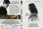 Complete Unknown (2016) R1 CUSTOM Cover & Label