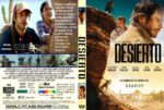 Desierto (2015) R1 CUSTOM Cover & Label