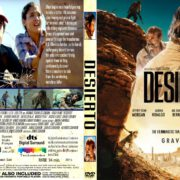 Desierto (2015) R1 CUSTOM Cover & Label