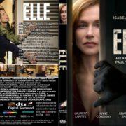 Elle (2016) R1 CUSTOM Cover & Label