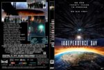 Independence Day Resurgence (2016) R1 CUSTOM Cover & Label