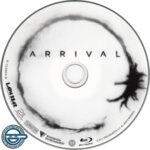 Arrival (2016) R4 Blu-Ray Label