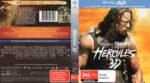 Hercules 3D (2014) R4 Blu-Ray Cover