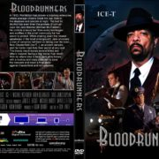 Bloodrunners (2017) R1 CUSTOM Cover & Label
