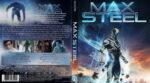 Max Steel (2016) R2 German Custom Blu-Ray Cover & Labels