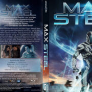Max Steel (2016) R2 German Custom Blu-Ray Cover & Labels
