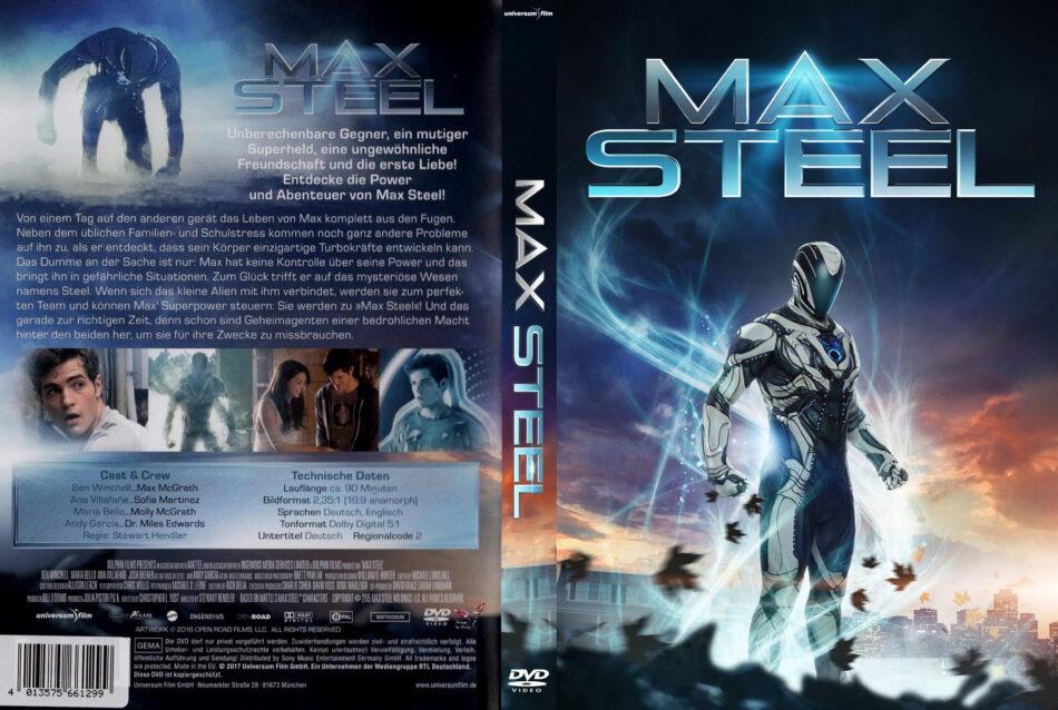 max steel deutsch