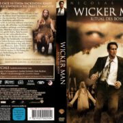Wicker Man – Ritual des Bösen (2006) R2 GERMAN DVD Cover