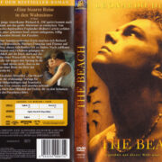 The Beach (1999) R2 GERMAN DVD Cover