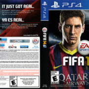 Fifa 14 (2013) USA PS4 Cover